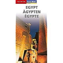 Cartes de route Egypte 1 : 825 000