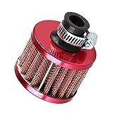 Hmocnv universale auto motore aria fredda aspirazione filtro Turbo Vent ventilazione monoblocco Percolatore colino
