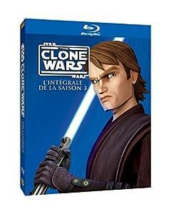 Star Wars - The Clone Wars - Saison 3 [Blu-ray]