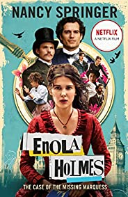 Enola Holmes: The Case of the Missing Marquess - As seen on Netflix, starring Millie Bobby Brown (English Edit