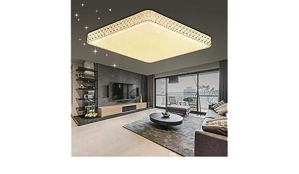 Plafoniere Ultra Sottile Salotto : Hg® plafoniera o lampada da parete in cristallo quadrata luce a