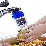 ROKOO Aktivkohle-Wasser-Sieb-Filter-Haushalts-Hahn-Wasser-Filter-Reinigungsapparat-Wasser-Filte-Wasserbehandlung