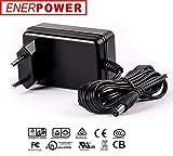 Enerpower EP-FY0902000 2S (8,4V) CCCV Li-Ion Ladegerät 1.8A mit DC Plug für 7,2-7,4V Akku
