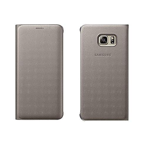 Samsung EF-WG928PFEGWW Etui folio pour Samsung Galaxy S6 Edge