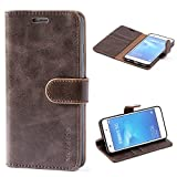 Mulbess Huawei Honor 5C Case Wallet, Leather Flip Phone