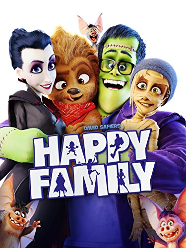 Happy Family (2017) [dt./OV] - Riesige Monster Kostüm