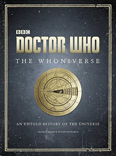 The Doctor Who. Whoniverse por Sin autor