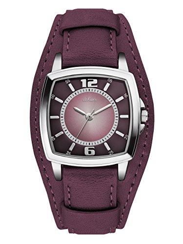 s.Oliver Time Damen-Armbanduhr SO-3318-LQ