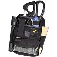 tee-uu MEDIC Rettungsdienst-Holster (19 x 14,5 x 5cm) für umfangreiches Equipment preisvergleich bei billige-tabletten.eu