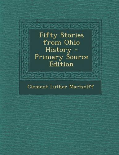 Ohio Von Geschichte (Fifty Stories from Ohio History)