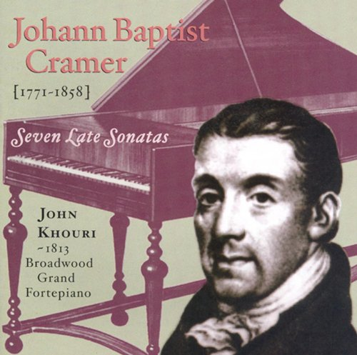 Cramer: Piano Sonatas Played On Broadwood Grand Fortepiano
