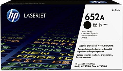 Preisvergleich Produktbild HP 652A (CF320A) Schwarz Original Toner für HP Color Laserjet Enterprise M651, HP Color Laserjet Enterprise M680