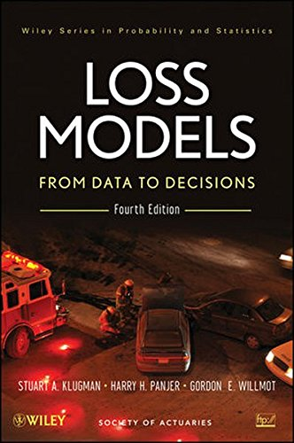 PDF Download Loss Models: From Data to Decisions (Wiley