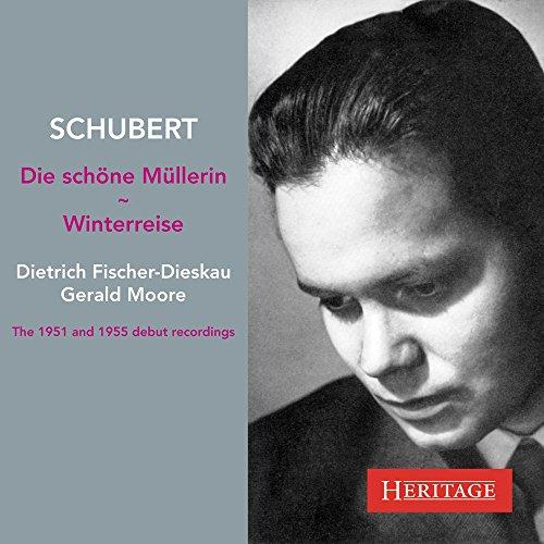 Schubert:die Schoene Muellerin [Import allemand]
