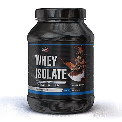 Pure Nutrition WHEY ISOLATE Protein Pulver|Molkenproteinpulver Drink|Molkepulver Muskelaufbau Low Carb Fat Ohne Zucker|Neutral Schokolade Cookies Hazelnut Molke Eiweiß Pulver|15|30|60 Portionen
