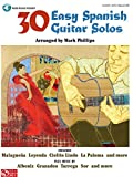 30 Easy Spanish Guitar Solos (English Edition)