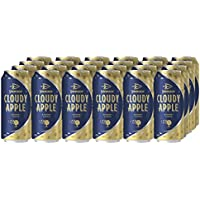 Strongbow Cloudy Apple Cider Cans, 24 x 440 ml