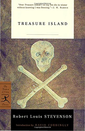 Mod Lib Treasure Island (Modern Library Classics)