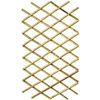 NATURE Treillis extensible en bambou 100x200cm - Marron