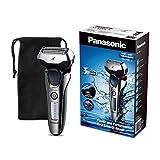 Panasonic Nass/Trocken-Rasierer ES-LT4N mit ultraflexiblem 3D-Scherkopf, Rasierapparat für Herren, elektrischer Bartschneider, Pflege für jeden Bart