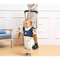 Arnés de seguridad para bebé, con correa ajustable, color azul