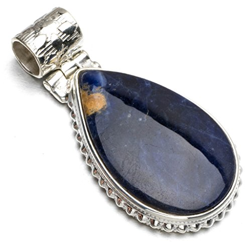 stargems-tm-naturel-bleu-marine-sodalite-style-punk-argent-sterling-925-pendentif-1-1-51-cm