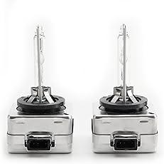 Yandirect D1S 35W 4300K car Xenon HID Headlight Bulb (Pack of 2)