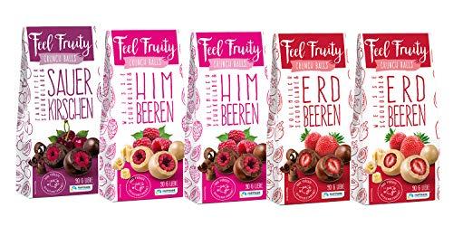 Feel Fruity schokolierte Früchte 5er Set