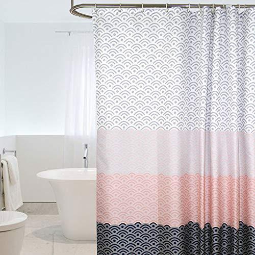 Shower-YJ Cortinas De BañO Impermeable Y Resistente