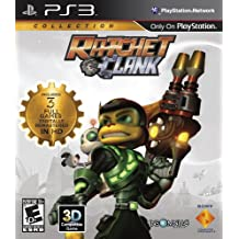 Sony Ratchet & Clank Collection - Juego (PlayStation 3, Acción / Aventura, RP (Clasificación pendiente), ENG)