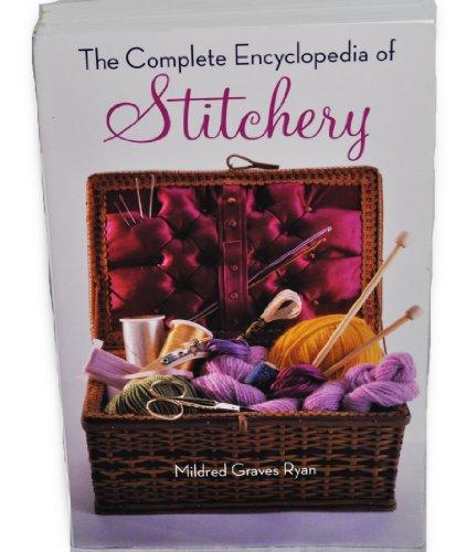 La gamme complète de Stitchery Encyclopedia