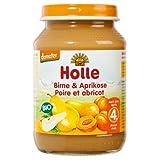 Holle Bio Birne & Aprikose (1 x 190 gr)
