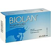 Biolan EDO Augentropfen, 60 St. preisvergleich bei billige-tabletten.eu