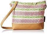 Kanvas Katha  Women's Sling Bag (Multi color) (KKSAMZAUG007)
