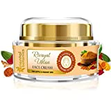 Oriental Botanics Rivayat Ubtan Face Cream For Supple and Radiant Skin With Saffron, Rose and Turmeric Extract, 50 g