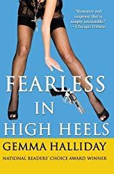 Fearless in High Heels (High Heels Mystery) by Gemma Halliday (2011-12-26)