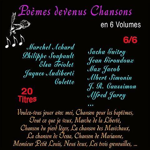 Chansons Marianne - Chanson de