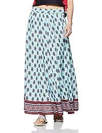 Aurelia Women's Full Maxi Skirt
