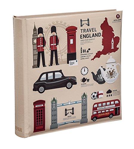 ARPAN - Memorándum álbum fotos 6 x 4 diseño Londres