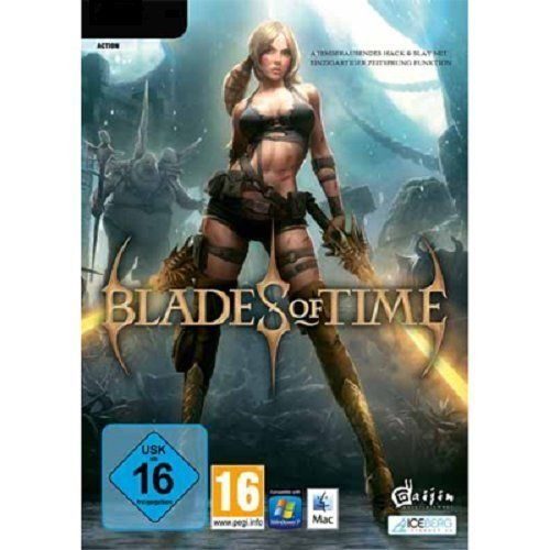Blades of Time [Mac Code - Steam] - Time Of Blades