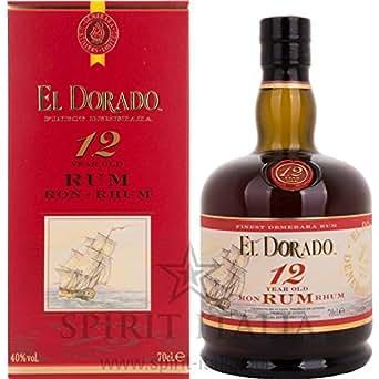 El Dorado 12 Years Old GB 40,00% 0.7 l.