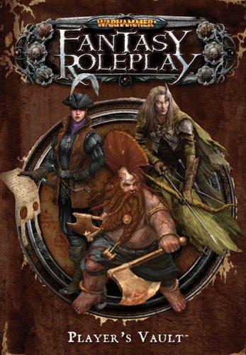 Warhammer fantasy. Cofre de jugador. Rol