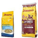 15 kg Josera Optiness + 1,5 kg Josera Knuspies