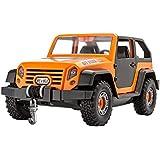 Revell - 00803 - Tout Terrain à monter - orange - Échelle 1/20 - 23 pièces