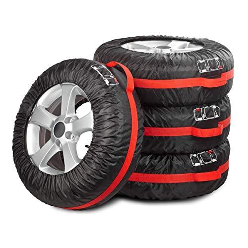 Navaris Auto Reifen Reifentaschen Set - für