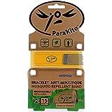 Parakito - Bracelet Velcro Para'kito JAUNE Uni - 1 Bracelet et 2 recharges