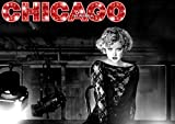 Musical Poster Chicago Available as Poster/Framed/Canvas Many Sizes Available.