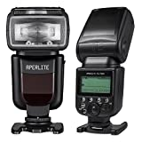 Aperlite Speedlite Flashes DSLR Professional para Nikon Digital Cámara SLR Soporta sincronización de High Speed TTL, Master Control Inalámbrico, YH-700N