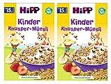 Hipp Kinder Knusper-Müsli, 2er Pack (2 x 200g)