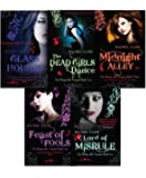 Morganville Vampires, Series 1 By Rachel Caine 5 Books Collection Set (Glass Houses, The Dead Girls' Dance, Midnight…
